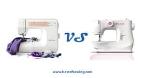 industrial vs home sewing machine