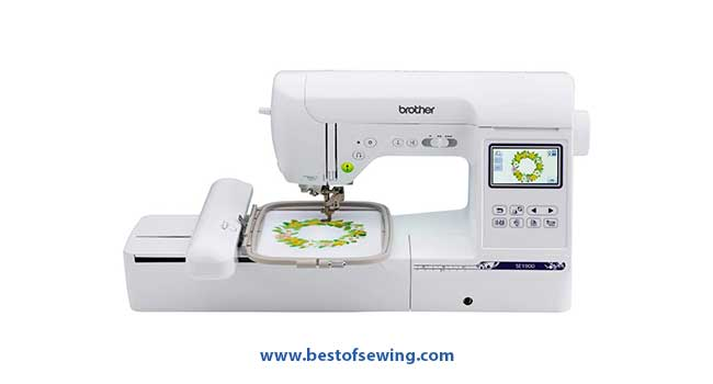 brother se1900 embroidery machine
