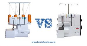 Difference Between Serger And Coverstitch Machine