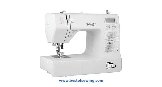 portable embroidery sewing machine