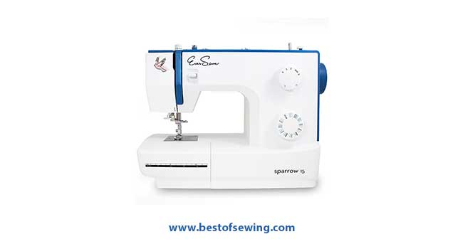 Eversewn Sparrow Mechanical Sewing Machine